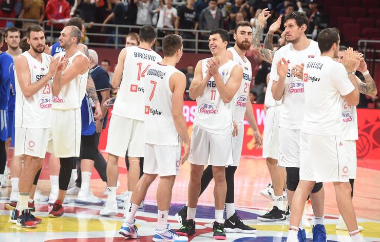 Košarkaška reprezentacija Srbije