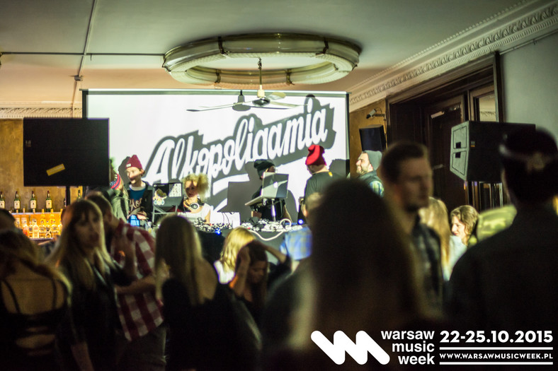 Warsaw Music Week 2015