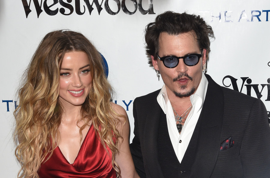 Johnny Depp i Amber Heard / C Flanigan / GettyImages