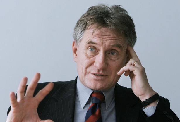 Piotr Woźniak, Wiceminister środowiska i główny geolog kraju