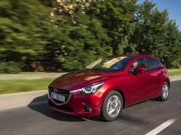 Mazda 2 1.5 6AT – miejski wojownik | TEST