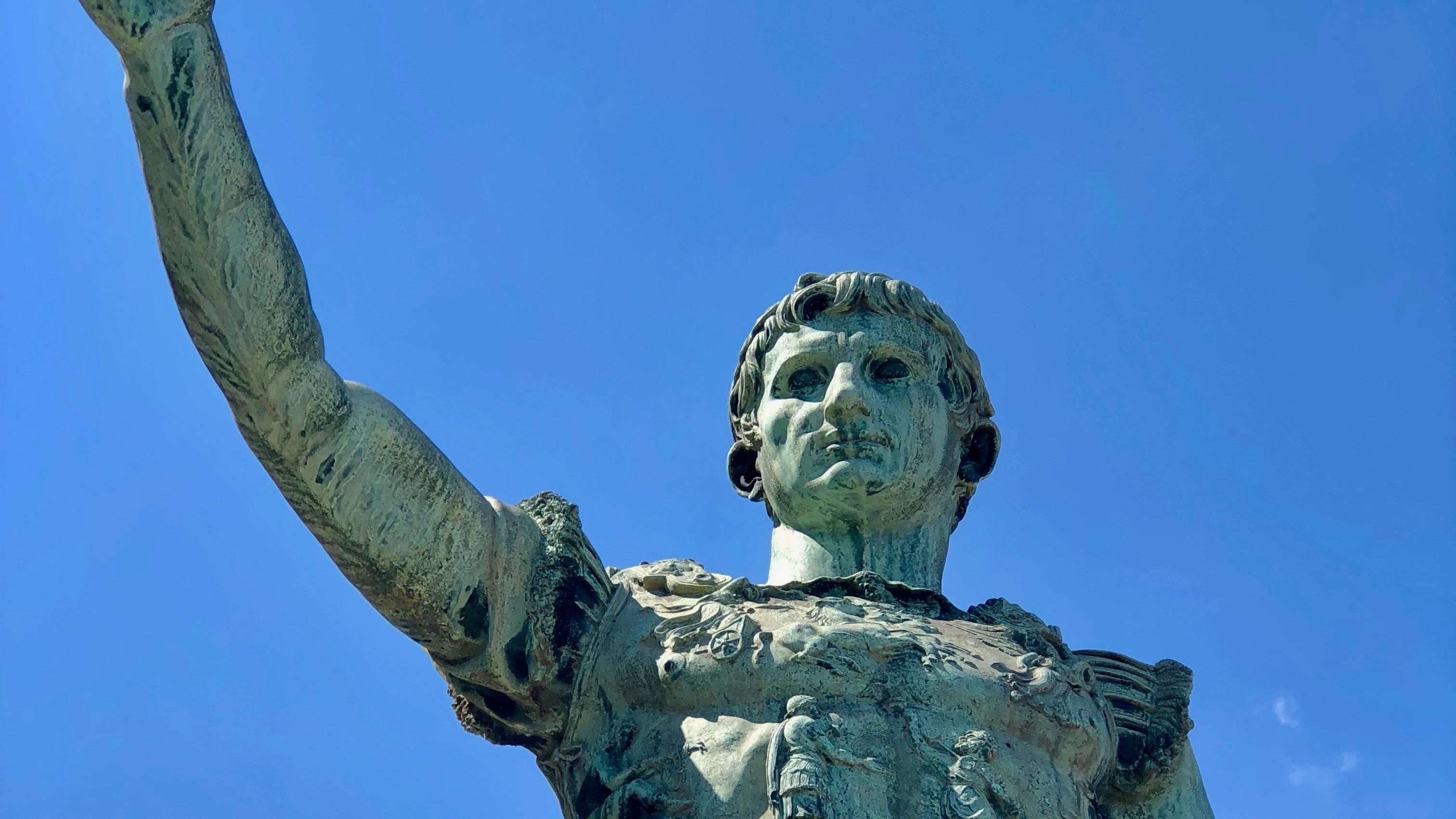 Oktawian August Pierwszy Cesarz Cesarstwa Rzymskiego Wiadomosci