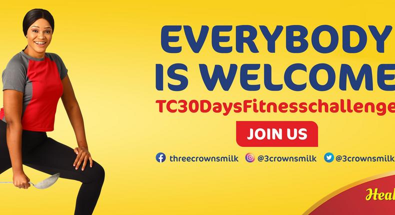 Fitness Challenge: Three Crowns breaks new 'Everybody is welcome campaign'
