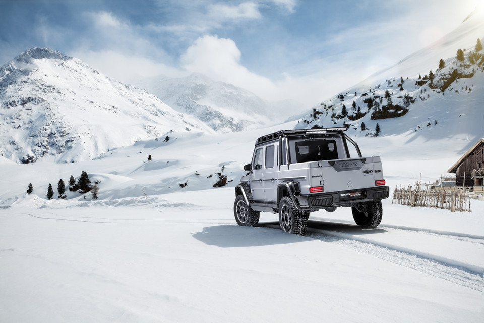 Brabus 800 Adventure XLP First Edition