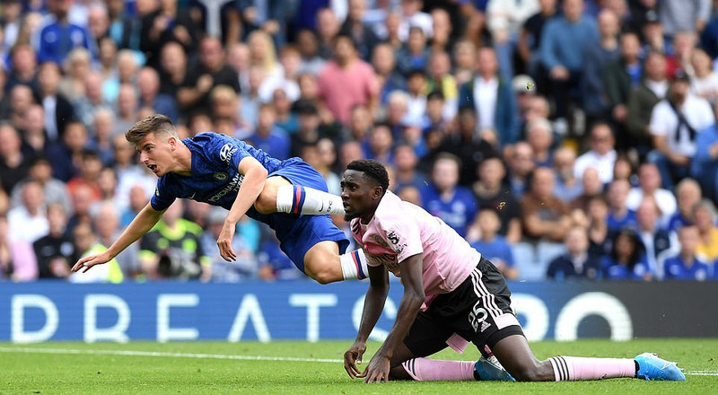 'It's football' Leicester City midfielder Wilfred Ndidi speaks on his slip up against Chelsea