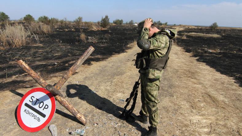 Polak zginął na Ukrainie. Walczył przeciwko separatystom w batalionie Dnipro