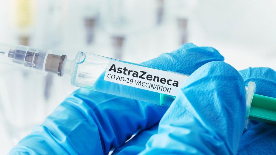Powikłania po szczepionce AstraZeneca we Włoszech