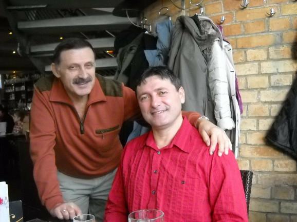 """Pecold sa sinom u Nemačkoj: Ovu fotografiju poslao je Boškovićima i potpisao sa """"Dva Srbina!"""""""