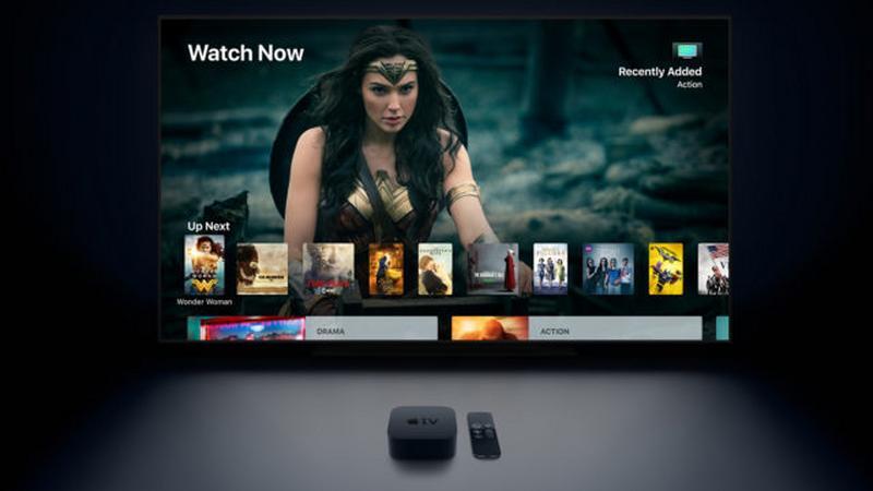 Apple nie chce w swej telewizji przemocy i nagości