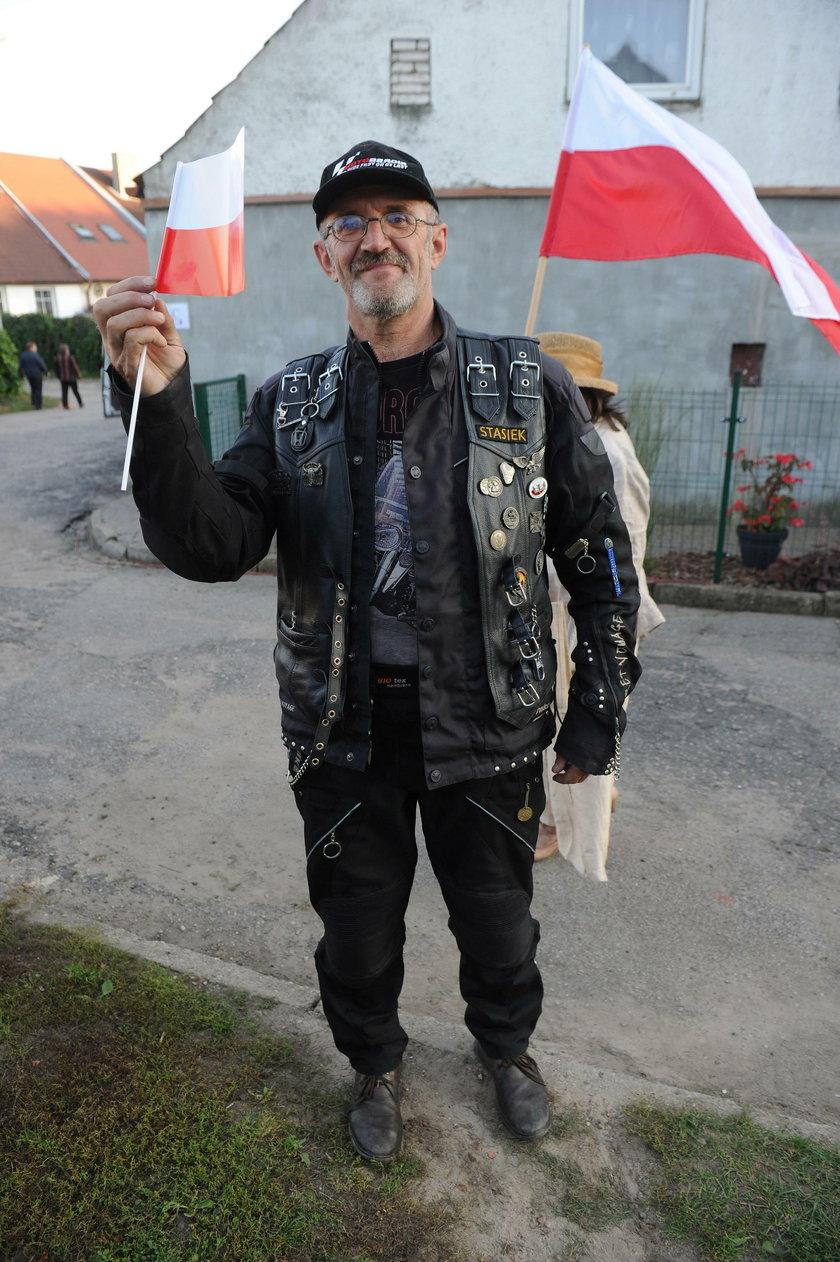 Stanisław Kwas (58 l.) z Bartołt Wielkich