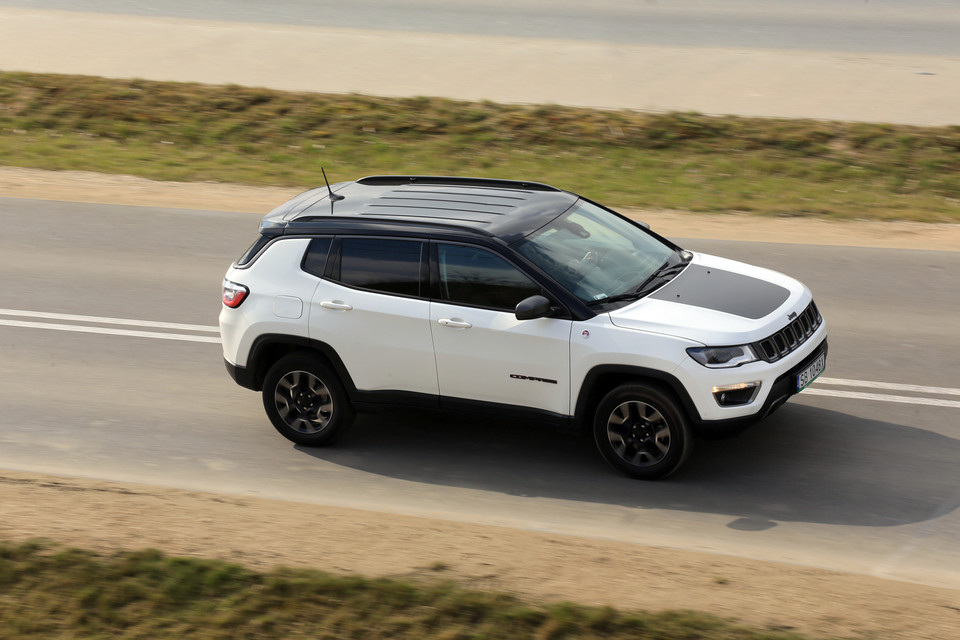 Jeep Compass 2.0 MTD Trailhawk