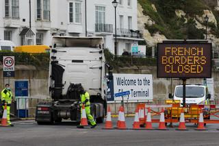 Brytyjski rząd: Jest porozumienie z Francją w sprawie ruchu przez La Manche