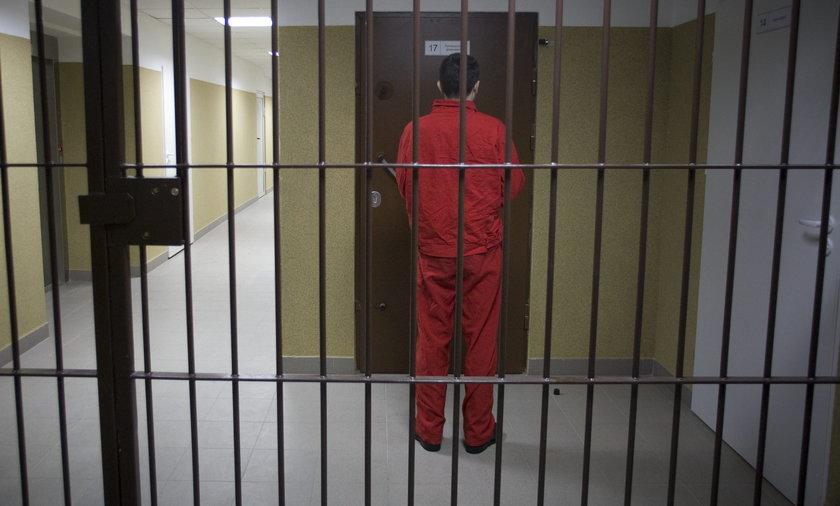 Skazany w więzieniu