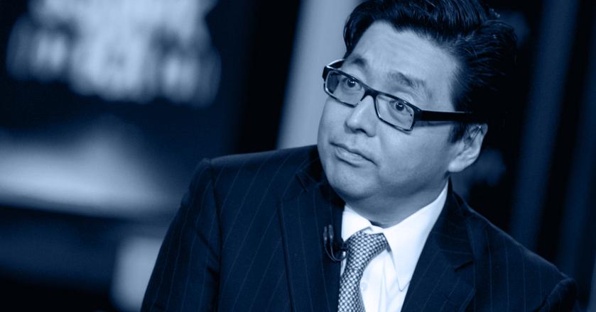 Tom Lee - założyciel firmy Fundstrat i jeden z topowych analityków na Wall Street ma dobre wieści dla rynku kryptowalut