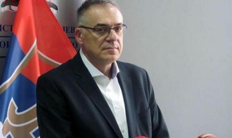 Milan Milicevic SDS Teslic
