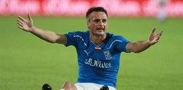Polski piłkarz wściekły na Stinga