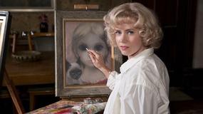 """""""Wielkie oczy"""": pierwsze zdjęcia z nowego filmu Tima Burtona"""