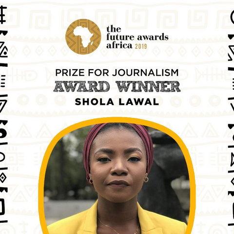 Shola Lawal (Journalism)