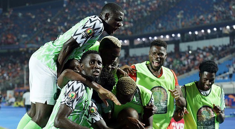 Super Eagles of Nigeria move up 2 places to 21 in their highest ranking since 2013