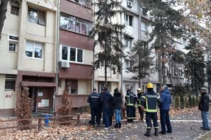 DRAMA U NIŠU Starica izgorela u požaru u stanu, evakuisana cela zgrada