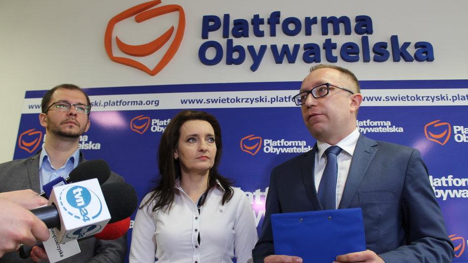 Michał Braun, Marzena Okła-Drewnowicz, Artur Gierada