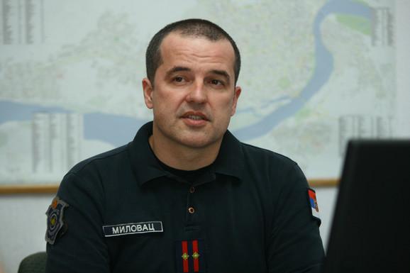 Milovac: Građani treba da redovno proveravaju uređaje i da se ne igraju svojim i tuđim životima