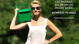 Kożuchowska reklamuje kompost