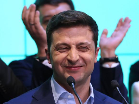 Zelenski je najavio da će njegov prvi zadatak biti oslobađanje ukrajinskih mornara