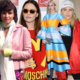 Joanna Horodyńska wzbudza mieszane odczucia swoim ubiorem. Jak oceniasz jej stylizacje?