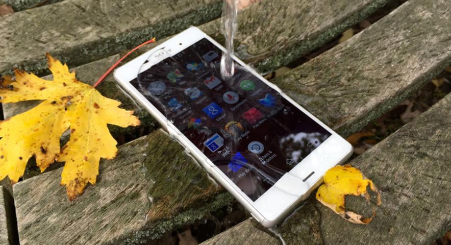 Test: Sony Xperia Z3 – das wasserfeste Flaggschiff...