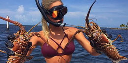 Jej pasją jest wędkarstwo. Wyciąga z wody imponujące okazy