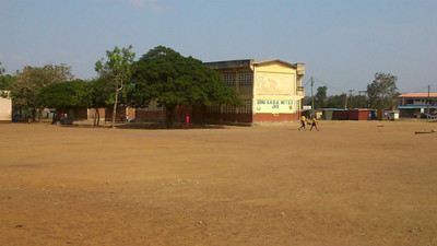 Ashaiman Government School to be demolished for shopping mall?