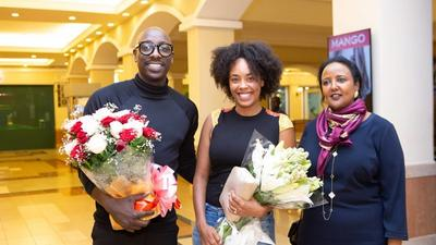 Sauti Sol's Bien and girlfriend excite netizens with romantic dance video [Video]