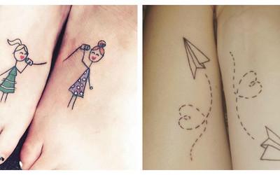 Tatuaże Dla Sióstr To świetny Pomysł Zobaczcie 25 Pięknych