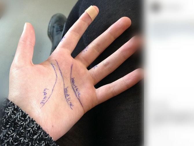 Da li i vi na dlanu imate liniju ANĐELA ČUVARA? Evo šta to znači ako je na levom, a šta ako je na desnom dlanu