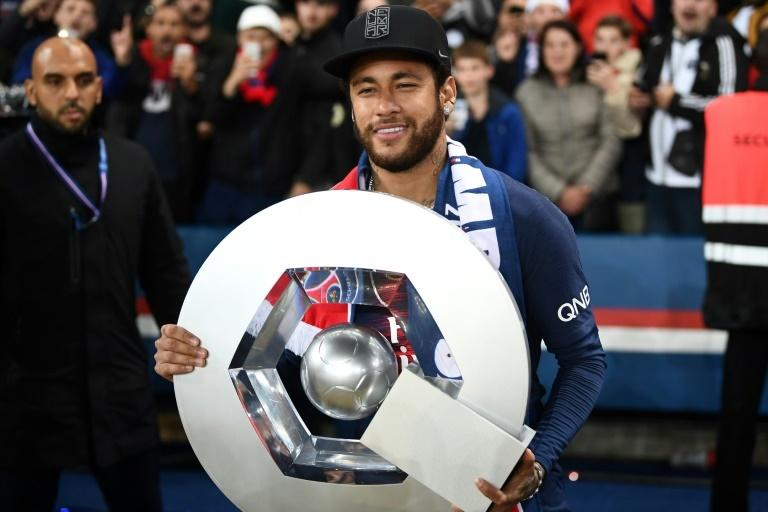 PSG paid a world record 222 million euros for Neymar two years ago