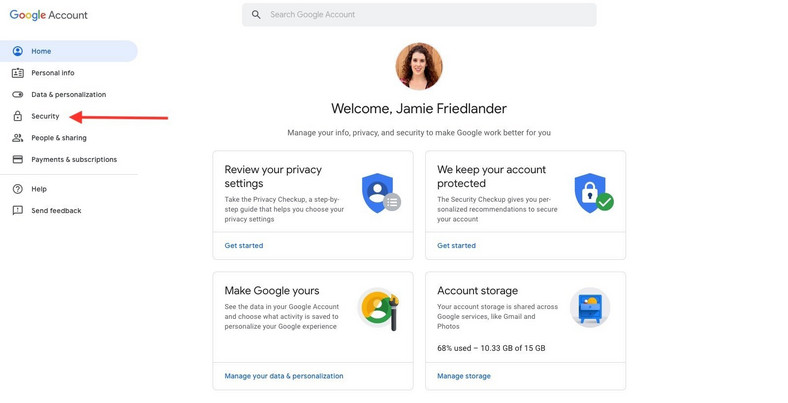 How to change your Google password, or recover it if you've