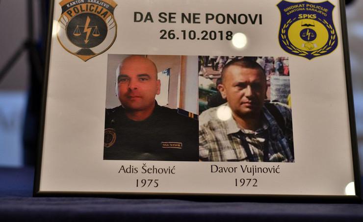 Adis Sehovic i Davor Vujinovic