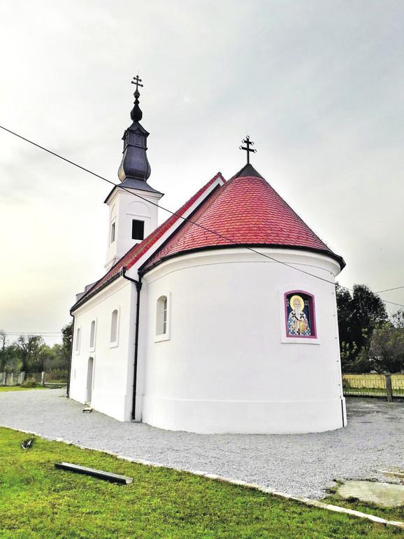 Crkva u kojoj je kršten patrijarh Pavle