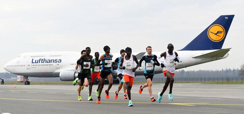 Polscy maratończycy zdobyli minima na igrzyska. Ganiali na lotnisku rekordzistę świata