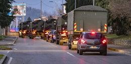 Bergamo. Miasto trumien. Tak wojsko wywozi ciała z miasta