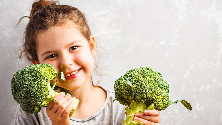 Stosowanie diety wegańskiej u najmłodszych budzi wiele wątpliwości