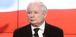 """Co się dzieje z Kaczyńskim? """"Odpływał"""" na konferencji"""