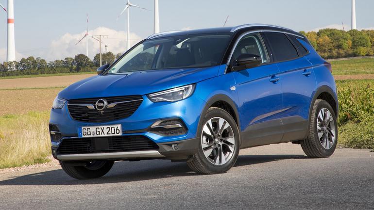 Opel Grandland X – nowoczesny i uniwersalny