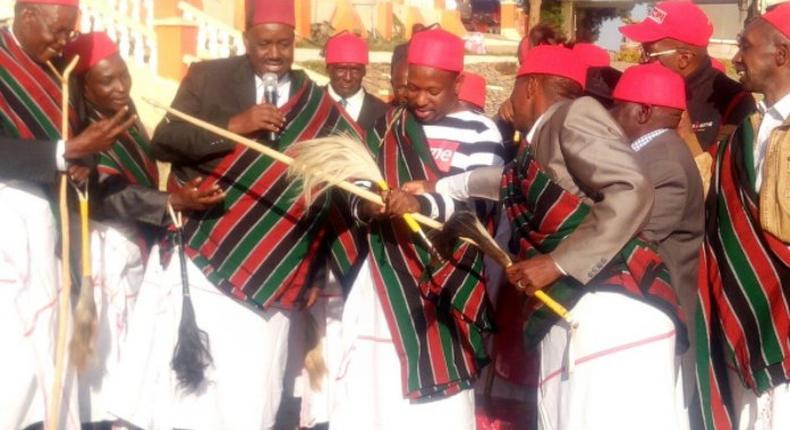 Sonko and the Akamba Elders