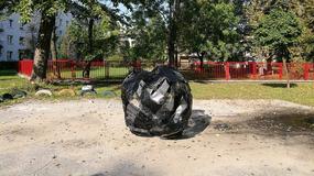 Street Art AiR: na ulicach Katowic pojawiła się ruchoma rzeźba