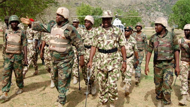 Nigerian Army said the mischief makers are also determined to support Boko Haram insurgent with more funds.(Legit)