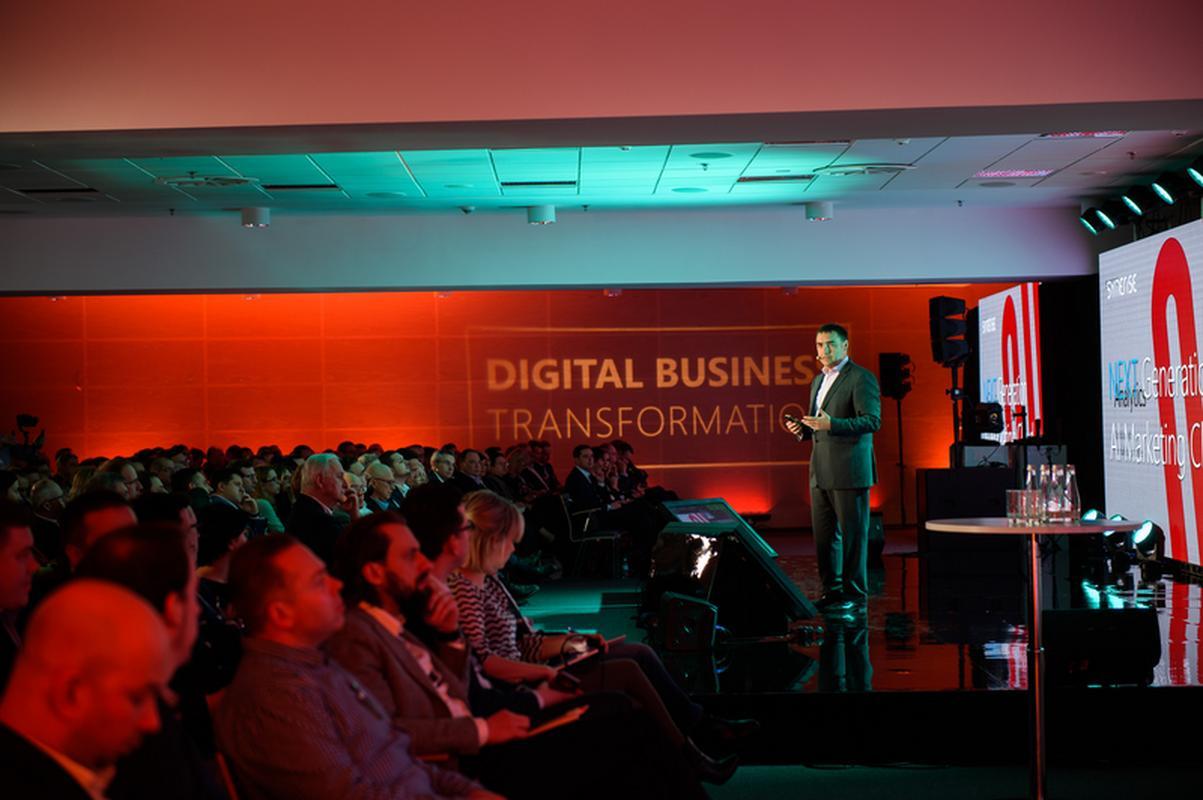dr Mark Loughran, dyrektor generalny oddziału Microsoft w Polsce
