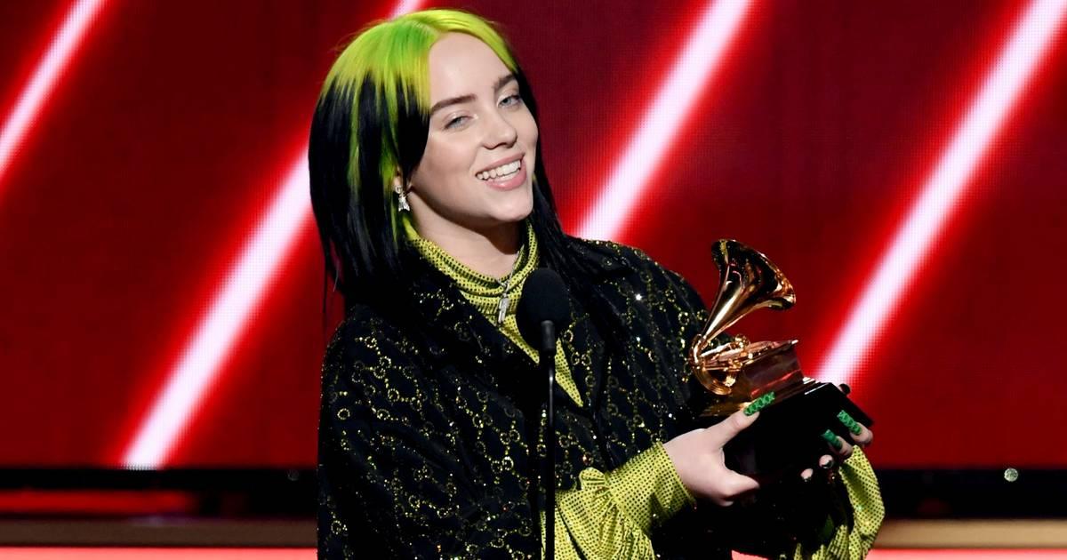 Grammys 2020: Billie Eilish ist die Abräumerin des Abends