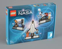 "Zestaw LEGO ""Kobiety NASA"""